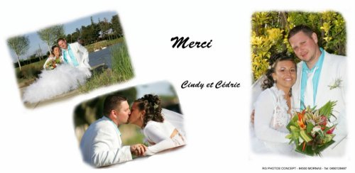 Photographe mariage - Gabellon - photo 11