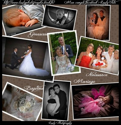 Photographe mariage - Louly Photography - photo 1