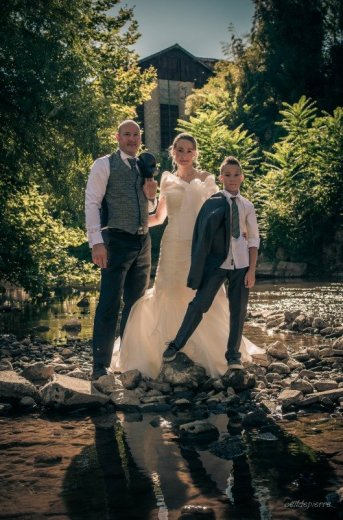 Photographe mariage - Oeildepierre photographe - photo 33