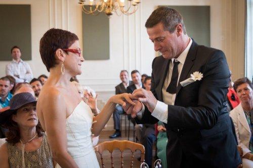Photographe mariage - Camille Cauwet - photo 13