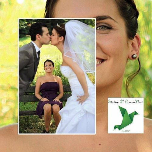 Photographe mariage - Studio L' Oiseau Vert - photo 33