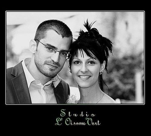 Photographe mariage - Studio L' Oiseau Vert - photo 25