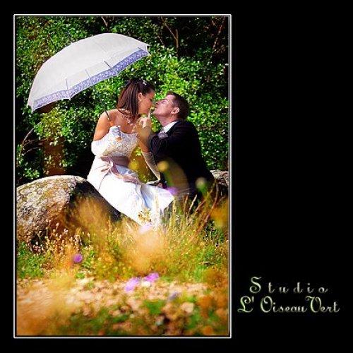 Photographe mariage - Studio L' Oiseau Vert - photo 28