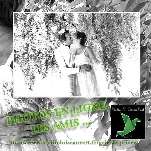 Photographe mariage - Studio L' Oiseau Vert - photo 42