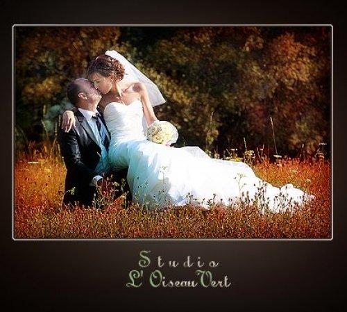 Photographe mariage - Studio L' Oiseau Vert - photo 13
