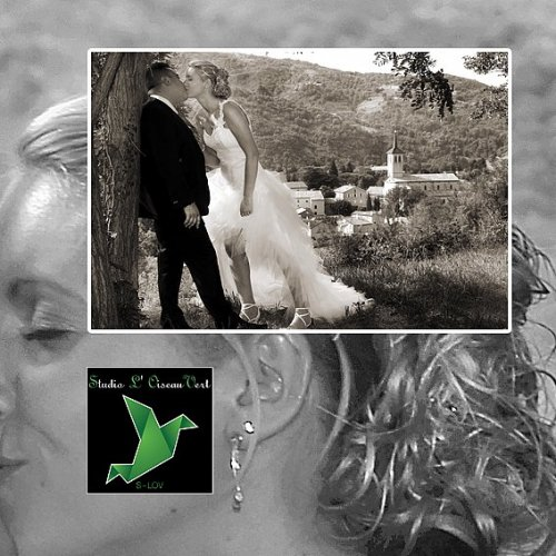 Photographe mariage - Studio L' Oiseau Vert - photo 37