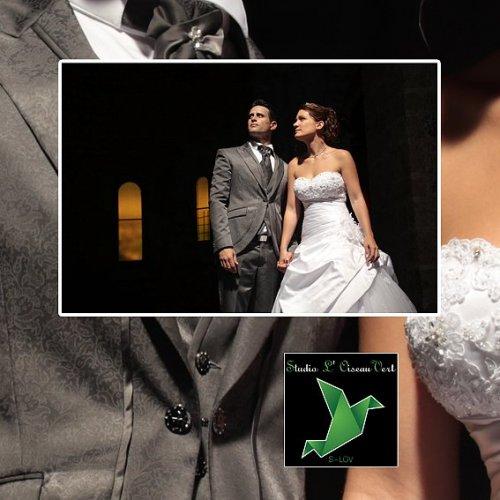 Photographe mariage - Studio L' Oiseau Vert - photo 30