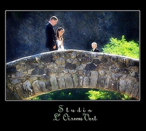 Photographe mariage - Studio L' Oiseau Vert - photo 26