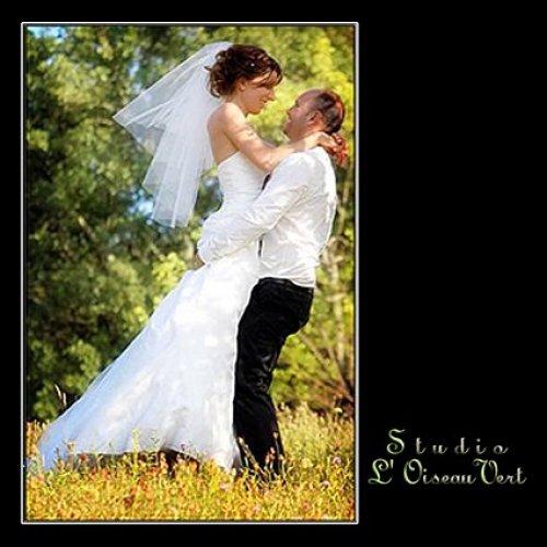 Photographe mariage - Studio L' Oiseau Vert - photo 8