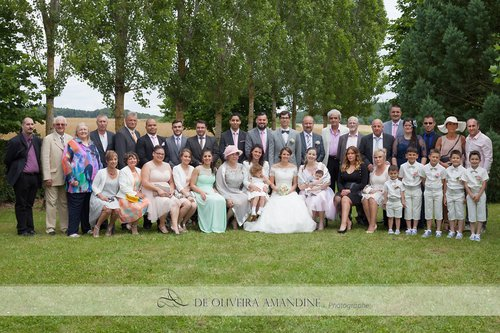 Photographe mariage - Studio De Oliveira - photo 60