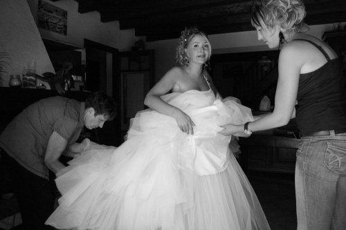 Photographe mariage - Fauché Mickaël Photographe - photo 27