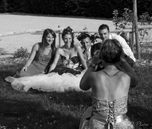 Photographe mariage - Franck PONTAC - photo 11