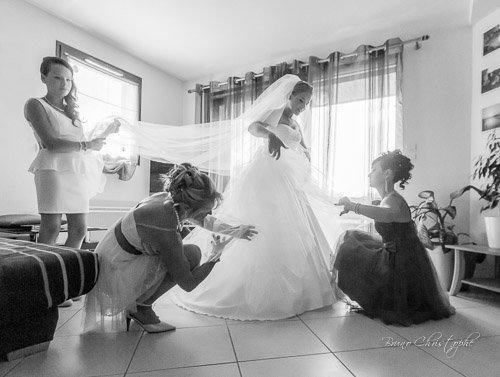 Photographe mariage - Bruno CHRISTOPHE photographe - photo 13