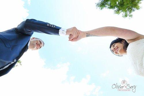 Photographe mariage - Un jour, une photo... - photo 16