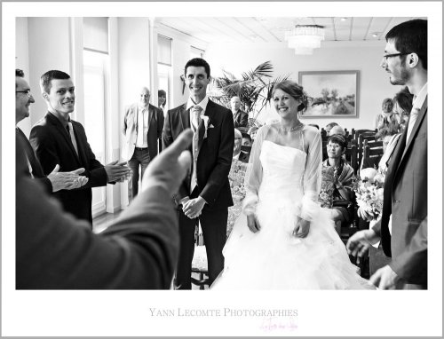 Photographe mariage - Yann Lecomte Photographies  - photo 44
