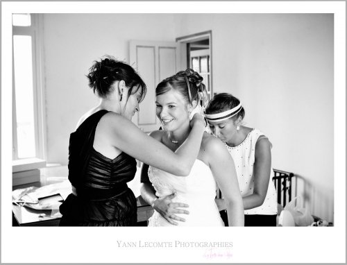 Photographe mariage - Yann Lecomte Photographies  - photo 37