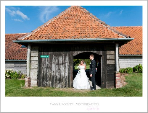 Photographe mariage - Yann Lecomte Photographies  - photo 12