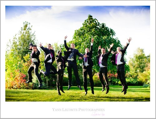 Photographe mariage - Yann Lecomte Photographies  - photo 27
