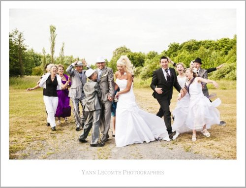 Photographe mariage - Yann Lecomte Photographies  - photo 61