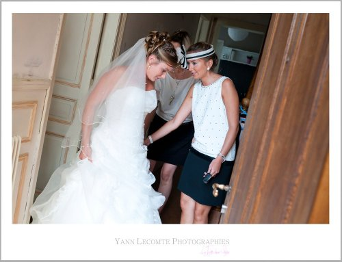 Photographe mariage - Yann Lecomte Photographies  - photo 13