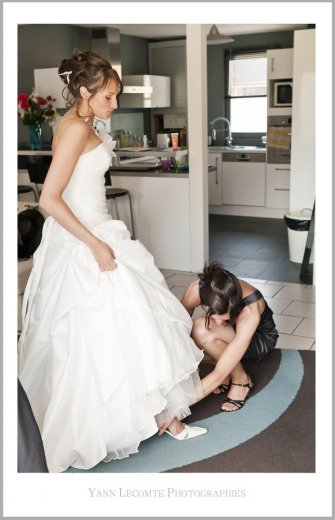 Photographe mariage - Yann Lecomte Photographies  - photo 35