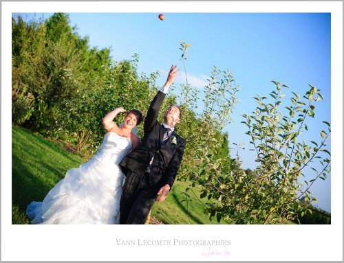 Photographe mariage - Yann Lecomte Photographies  - photo 15