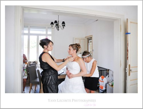 Photographe mariage - Yann Lecomte Photographies  - photo 8