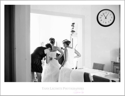 Photographe mariage - Yann Lecomte Photographies  - photo 9