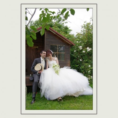 Photographe mariage - Camille MOREAU - photo 35