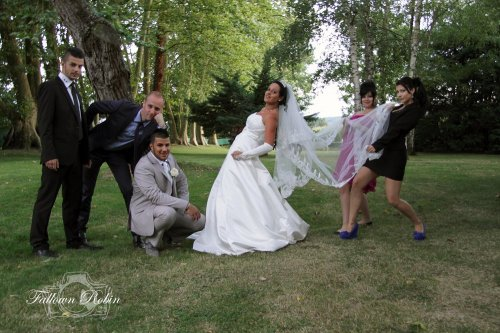 Photographe mariage - fallown robin - photo 118