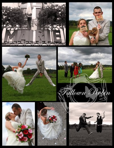 Photographe mariage - fallown robin - photo 145