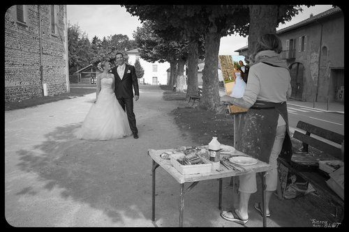 Photographe mariage - Thierry BLOT. SoKaLé - photo 25