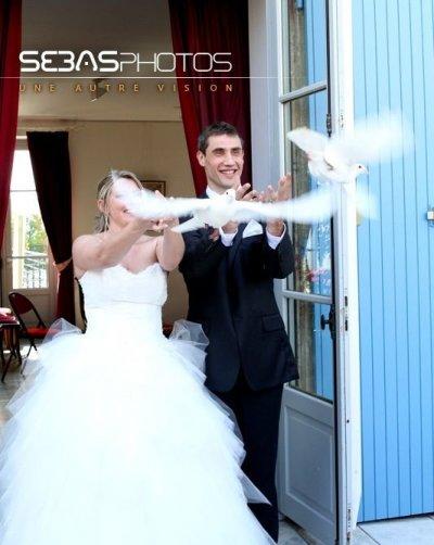 Photographe mariage - Vella Sébastien - photo 18