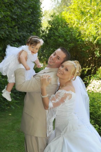 Photographe mariage - Photo MORLET  - photo 8