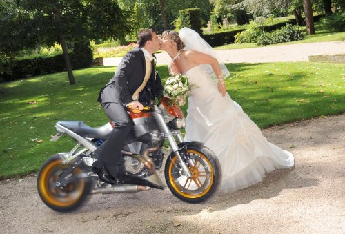 Photographe mariage - Photo MORLET  - photo 14