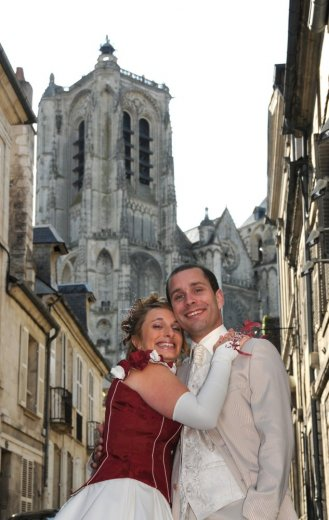 Photographe mariage - Photo MORLET  Bourges - photo 2