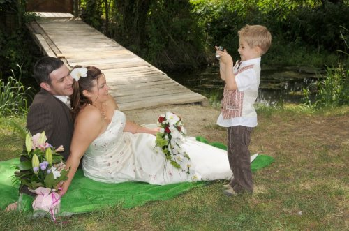 Photographe mariage - Photo MORLET  Bourges - photo 47