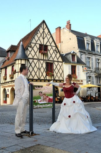 Photographe mariage - Photo MORLET  Bourges - photo 7