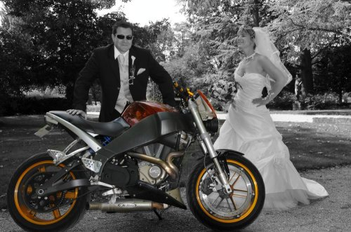 Photographe mariage - Photo MORLET  Bourges - photo 1