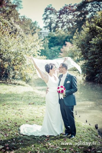 Photographe mariage - APIDAY - photo 133