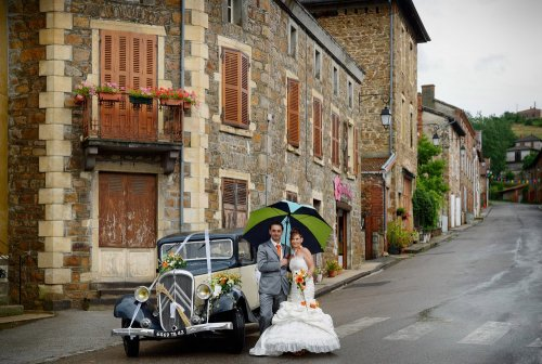Photographe mariage - TEMPS & LUMIERE PHOTOGRAPHIE - photo 35