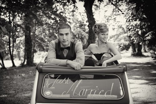 Photographe mariage - TEMPS & LUMIERE PHOTOGRAPHIE - photo 1