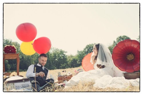 Photographe mariage - TEMPS & LUMIERE PHOTOGRAPHIE - photo 63