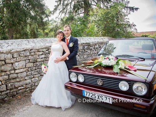Photographe mariage - Deborah Juillet Photo&Co - photo 16