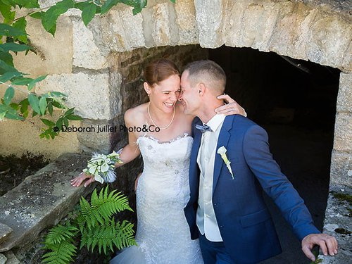 Photographe mariage - Deborah Juillet Photo&Co - photo 15