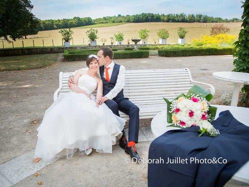 Photographe mariage - Deborah Juillet Photo&Co - photo 22