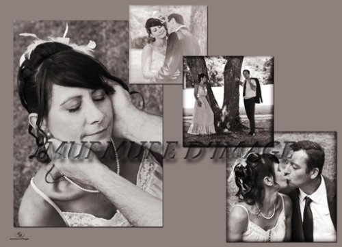 Photographe mariage - FB. murmure d'image  - photo 36