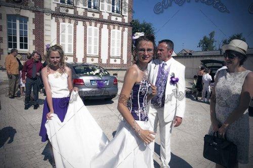 Photographe mariage - MERY Odile - photo 19