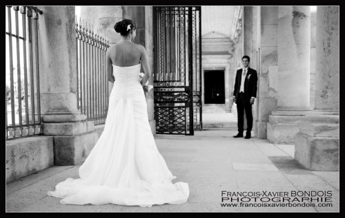 Photographe mariage - François-Xavier BONDOIS - photo 16