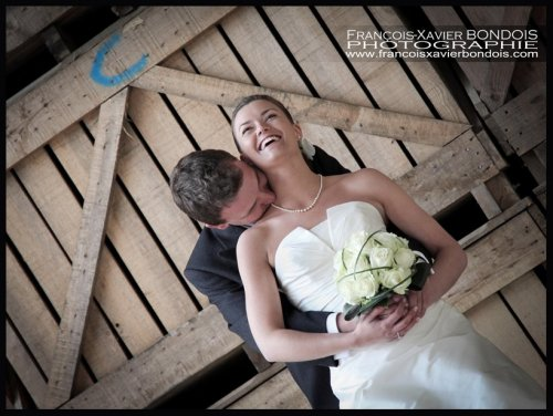 Photographe mariage - François-Xavier BONDOIS - photo 8